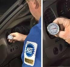 Auto air condition repair
