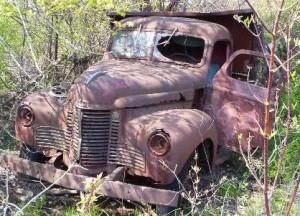Unwanted vehicle